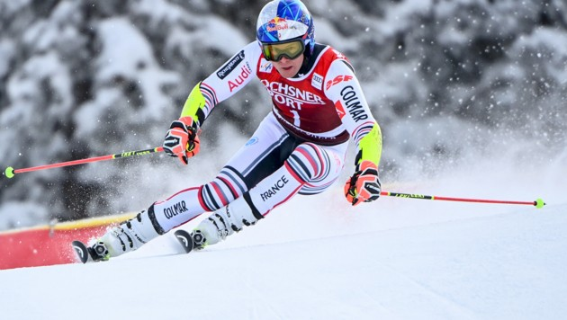 Alexis Pinturault (Bild: AFP )