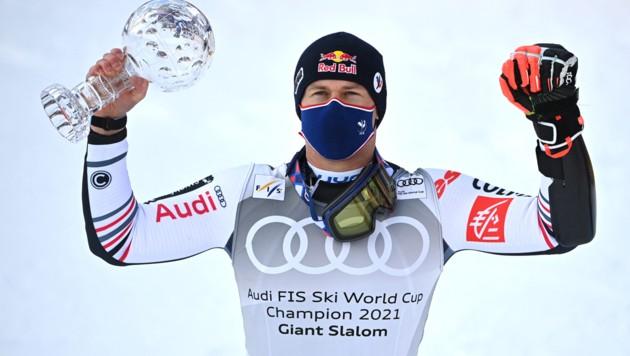 Alexis Pinturault (Bild: AFP or licensors)