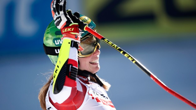 Katharina Liensberger (Bild: Associated Press)
