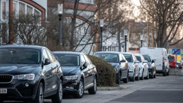 System Schwechat: Auto parken und mit dem Zug nach Wien (Bild: Imre Antal)