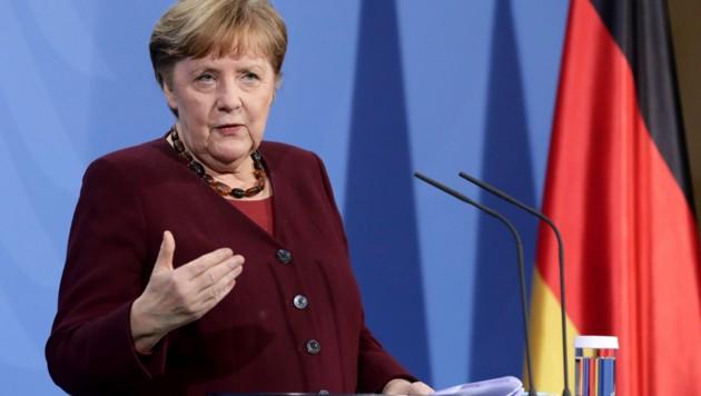 Deutschlands Kanzlerin Angela Merkel (Bild: Michael Sohn)