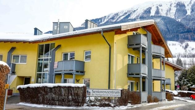Im Seniorenheim in Schwarzach ist der Großteil der Bewohner mit dem Vakzin geimpft (Bild: Gerhard Schiel)