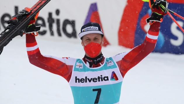 Manuel Feller (Bild: AP)