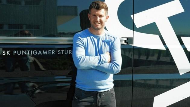 Andreas Schicker geht in seine zweite Saison als Sportchef bei Sturm. (Bild: Pail Sepp)
