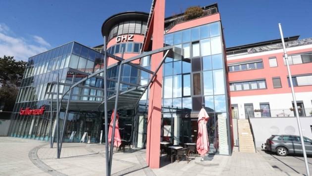 """Das Studio """"PriFit"""" befindet sich im Gesundheitszentrum (Bild: Judt Reinhard)"""