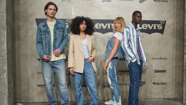 Weite Jeans verstecken jetzt die Corona-Kilos (Bild: Jörg Carstensen / dpa / picturedesk.com)