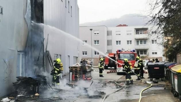 (Bild: FF Leoben-Stadt)