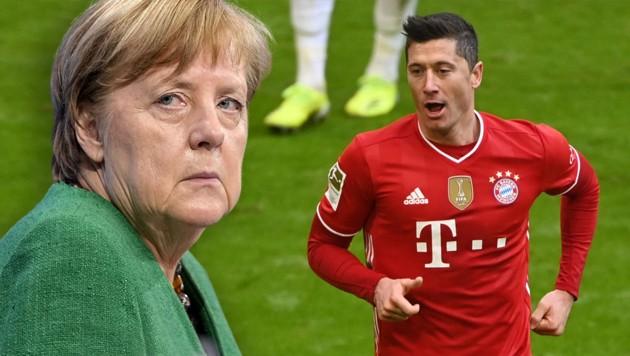 (Bild: AFP, Krone KREATIV)
