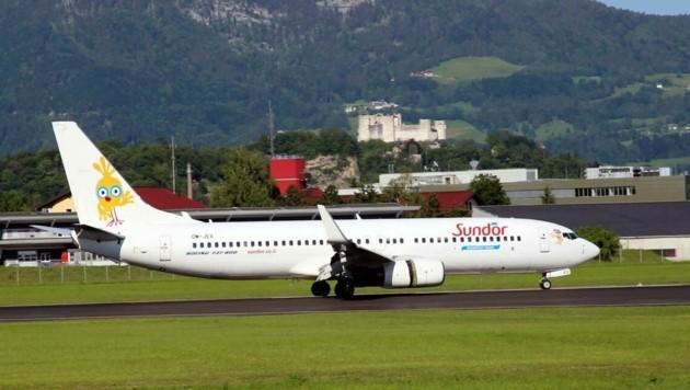 Symbolbild (Bild: Airport Salzburg)