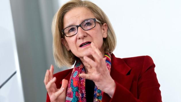 Landeshauptfrau Johanna Mikl-Leitner (ÖVP) (Bild: APA/GEORG HOCHMUTH)