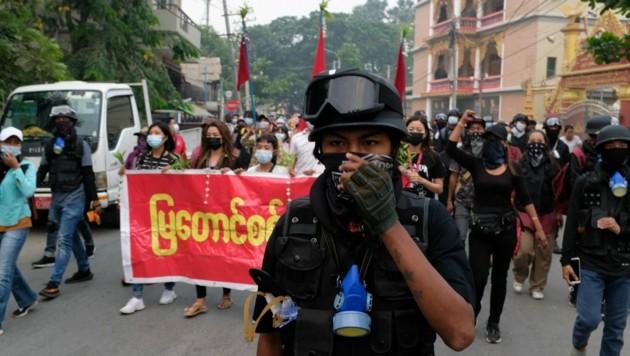 (Bild: APA/AFP/FACEBOOK/Handout)