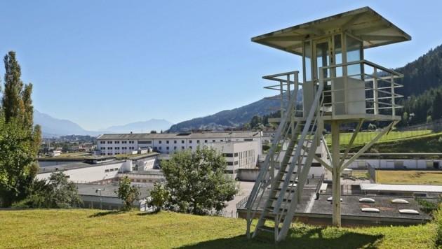 Justizanstalt Innsbruck (Bild: Christof Birbaumer)