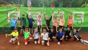 Die Kinder des ASKÖ TV Weiz (Bild: ASKÖ TV Weiz)