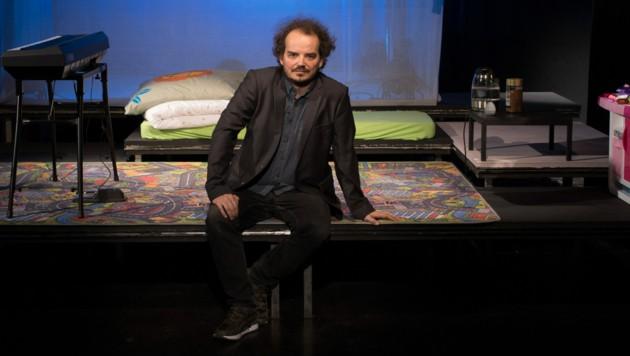 """Jakub Kavin ist ein Theatermacher. Er wurde für den """"Nestroy""""-Preis nominiert. (Bild: zvg/Jakub Kavin)"""