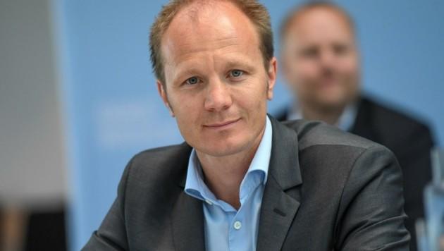 Vize-Bürgermeister Hannes Anzengruber (Bild: EXPA/ Erich Spiess)