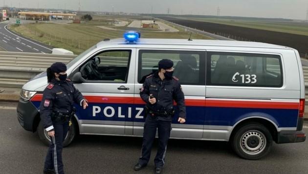 Wegen der Schlepper behält Polizei die Hauptrouten im Auge (Bild: Schulter Christian)