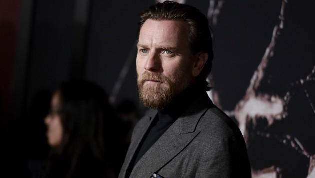 Ewan McGregor (Bild: Richard Shotwell / AP / picturedesk.com)
