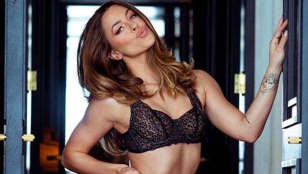 Vanessa Mai modelt jetzt für Tezenis. (Bild: instagram.com/vanessa.mai)