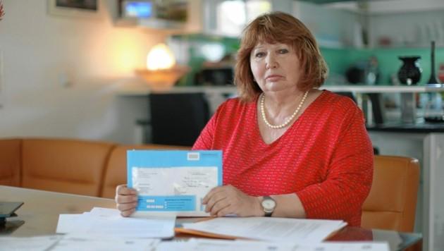 Sonja H. soll nun die Pflegeheimkosten für ihre im Jahr 2018 verstorbene Mutter bezahlen. (Bild: Gerhard Bartel)
