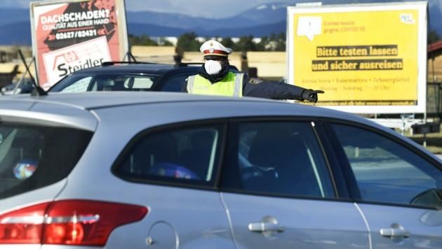 Bereits ab Freitag könnten verpflichtende Ausreise-Testungen auch im Bezirk Scheibbs gelten. (Bild: ROBERT JAEGER)