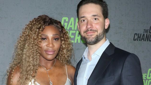 Serena Williams und Alexis Ohanian (Bild: 2019 Getty Images)