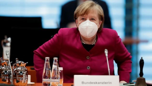 Deutschlands Bundeskanzlerin Angela Merkel (Bild: AFP)