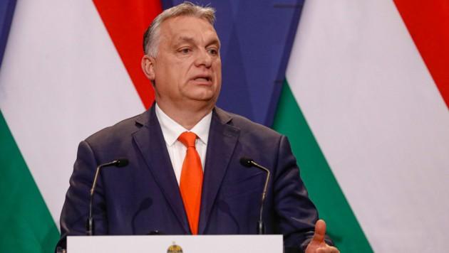 Ungarns Premier Viktor Orban (Bild: The Associated Press)