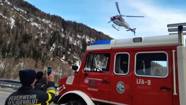 Symbolbild (Bild: Freiwillige Feuerwehr Heiligenblut am Großglockner)