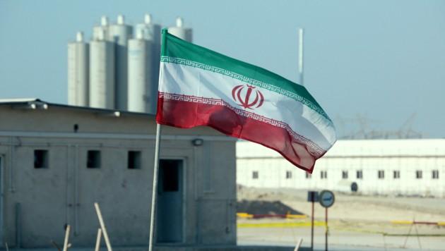 Die Anlage in Buschehr ist das einzige iranische Atomkraftwerk. (Bild: APA/AFP/ATTA KENARE)