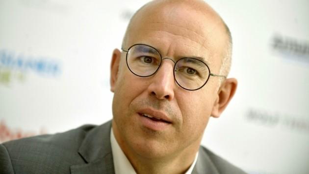 Gabriel Felbermayr (Bild: APA/HERBERT PFARRHOFER)