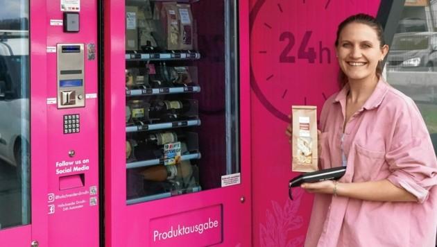 Die 24-Stunden-Automaten boomen in der Steiermark (Bild: Pail Sepp)