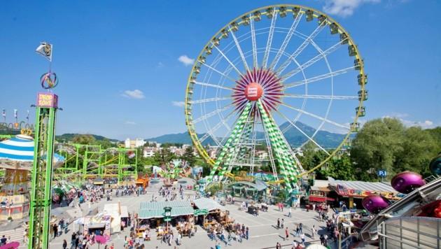 Auch heuer gibt es keine Pfings-Dult in Salzburg. (Bild: Messezentrum Salzburg/WildBild)