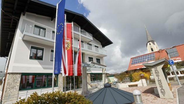 Ärger im Pucher Gemeindeamt (Bild: Tschepp Markus)