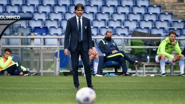 Simone Inzaghi (Bild: AFP/Filippo Monteforte)