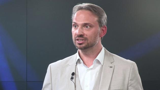 Dieter Csefan, Bundeskriminalamt (Bild: krone.tv)
