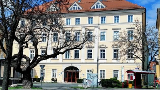 Landesgericht Klagenfurt (Bild: Kerstin Wassermann)