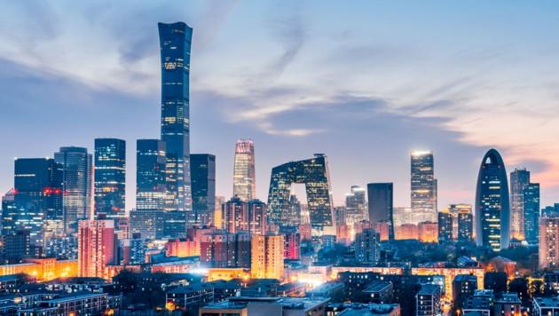 """Laut einer neuen """"Forbes""""-Rangliste ist Peking nicht nur die Hauptstadt Chinas, sondern auch die weltweite Hauptstadt der Milliardäre. (Bild: ©Govan - stock.adobe.com)"""