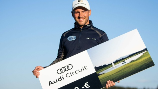 Lukas Nemecz geht als Leader ins Finale des Audi Circuit. (Bild: GEPA)