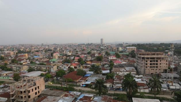 Kinshasa ist die Hauptstadt der Demokratischen Republik Kongo. (Bild: ©willie schumann/EyeEm - stock.adobe.com)