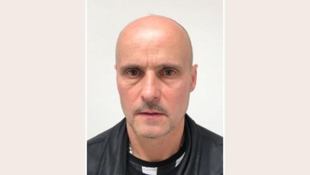 Nach diesem Mann wird gefahndet (Bild: Polizei Steiermark)