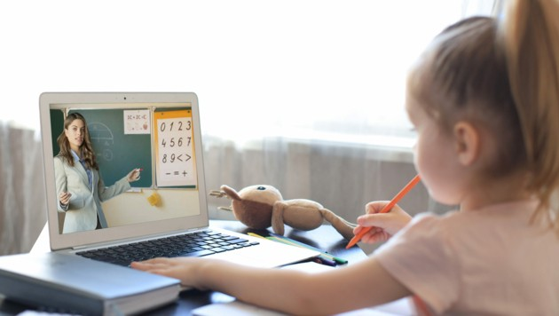Trotz großer Bemühungen seitens der Lehrer gab es im ersten Lockdown in den Niederlanden enorme Lerndefizite. (Bild: ©ty - stock.adobe.com)