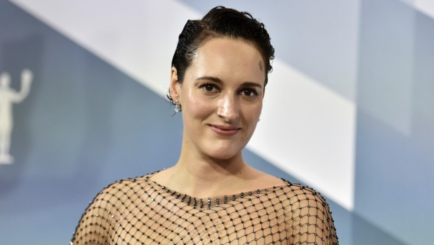 Phoebe Waller-Bridge (Bild: Richard Shotwell / AP / picturedesk.com)