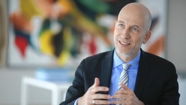 Arbeitsminister Martin Kocher (Bild: Gerhard Bartel)