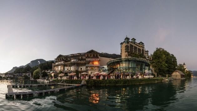 Im Eventhotel Scalaria am Wolfgangsee hat man sich während dem Lockdown neue Konzepte überlegt. (Bild: Scalaria)
