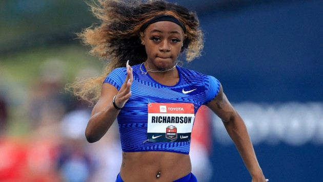 Sha'Carri Richardson (Bild: 2019 Getty Images)