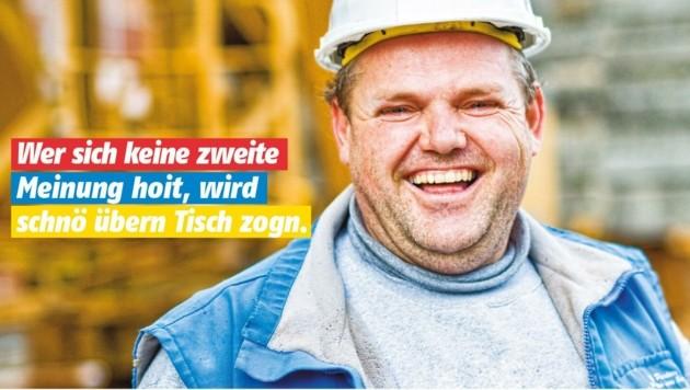 """Die Agentur """"Frischer Wind"""" hat auch den Wahlkampf von Landeshauptfrau-Stellvertreter Franz Schnabl verantwortet. (Bild: Frischer Wind)"""