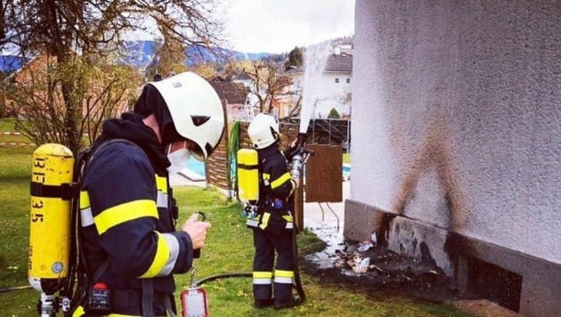 (Bild: Feuerwehr Viktring-Stein/Neudorf)