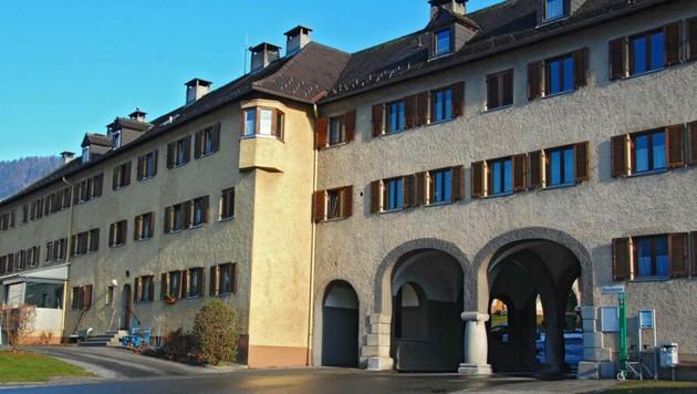 Knapp 400 Wohnungen umfasst die Südtiroler Siedlung in Bludenz. (Bild: SPÖ Bludenz)