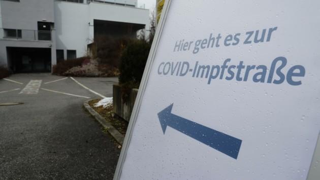 Das Interesse von Salzburger Firmen am Impfungen ist groß (Bild: Birbaumer Christof)