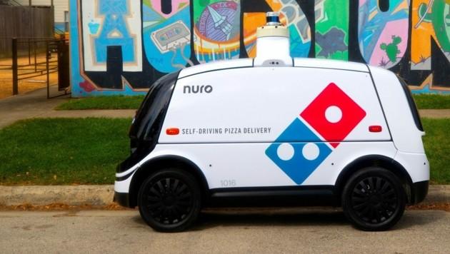 (Bild: Domino's Pizza, Inc.)